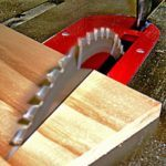 Cutting boards with THE TABLE SAW