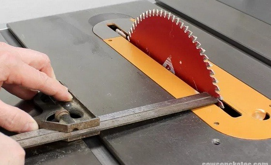 Tune-Up Table Saw