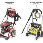 Electric Vs Gas Pressure Washer: What Should You Invest?
